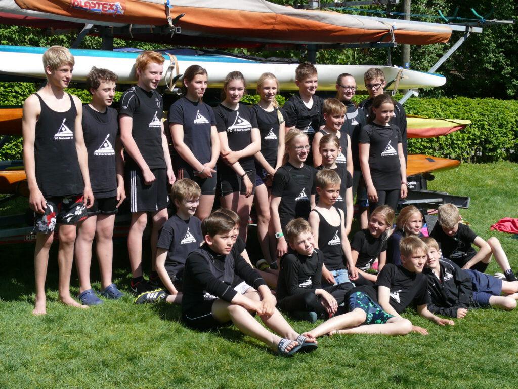 TC69 Schüler holen Mannschaftspokal in Wuppertal 14052015