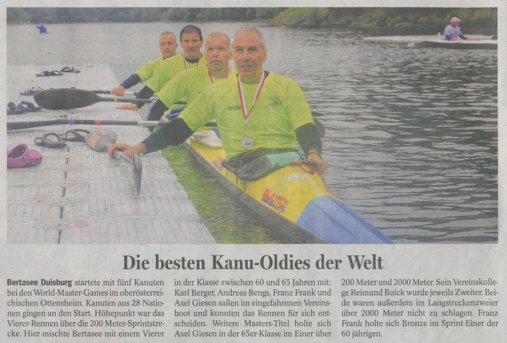 Weltmeister-World-Master-Games-Vierer-Bertasee