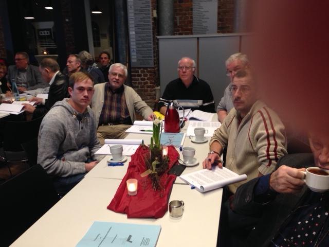 Delegierte Bez 7 auf dem Verbandstag